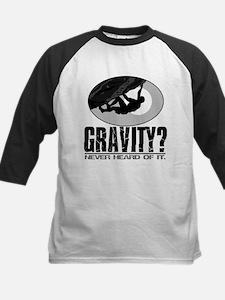 Gravity? Rock Climber Tee