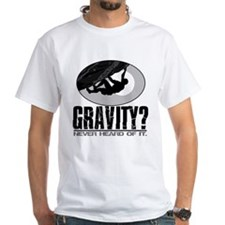 Gravity? Rock Climber Shirt