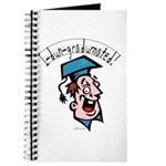 Hilarious Graduation Gift Journal