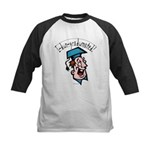Hilarious Graduation Gift Kids Baseball Jersey