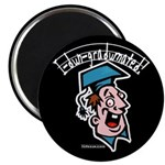 Hilarious Graduation Gift Magnet