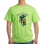 Hilarious Graduation Gift Green T-Shirt