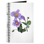 Lilac Poppy Journal