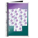 Flowered Yukata Journal