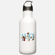 ALICE & FRIENDS IN WON Water Bottle