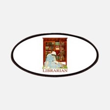 LIBRARIAN by Coles Phillips Patches