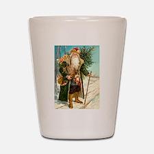 Victorian St. Nicholas Shot Glass