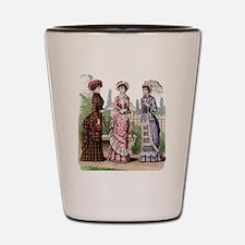 Le Monde Elegant -1881 Shot Glass