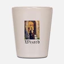 WIZARDS Shot Glass