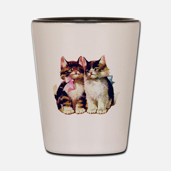 CATS MEOW Shot Glass