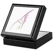 Hummingbird (Morning) Keepsake Box