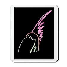 Nightbird Mousepad