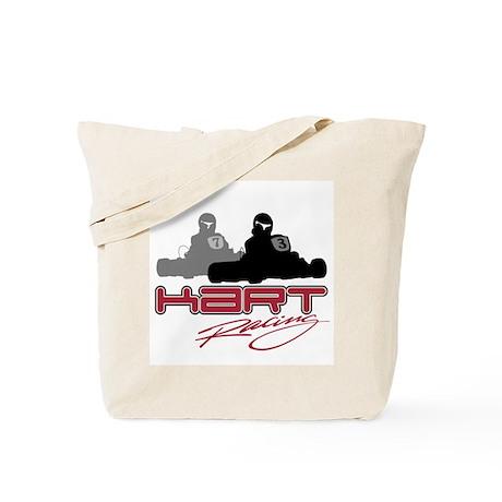 Kart Racing Tote Bag