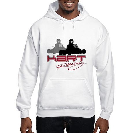 Kart Racing Hooded Sweatshirt