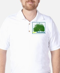 The Original Peacock T-Shirt