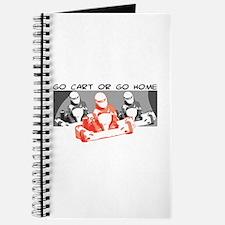 Go Kart or Go Home Journal