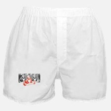Go Kart or Go Home Boxer Shorts