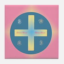 Christos Anesti Tile Coaster