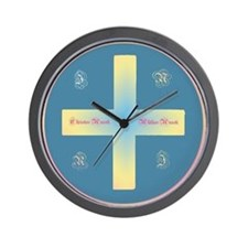 Christos Anesti Wall Clock