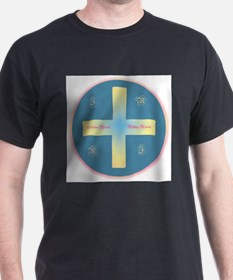 Christos Anesti Black T-Shirt