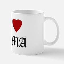 Hella Love Newton Mug