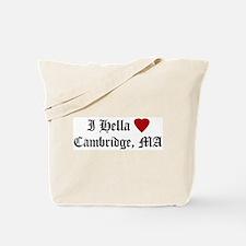 Hella Love Cambridge Tote Bag