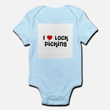 I * Lock Picking Infant Creeper