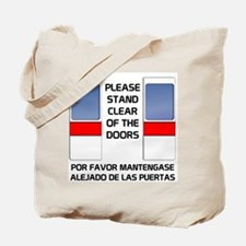 MonorailExpress-Tote Bag