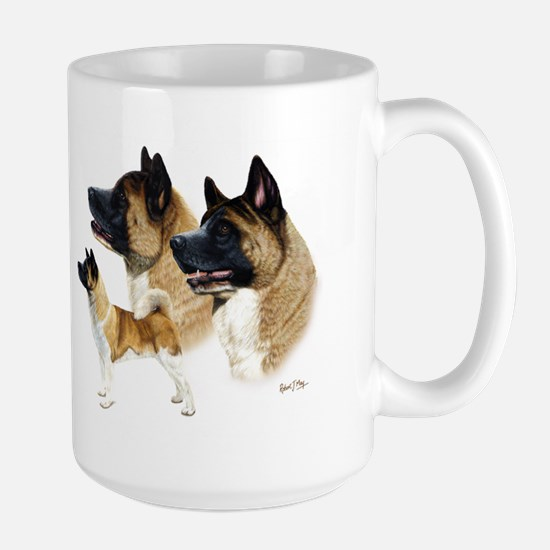 Akita Large Mug