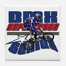BMX Supercross Tile Coaster