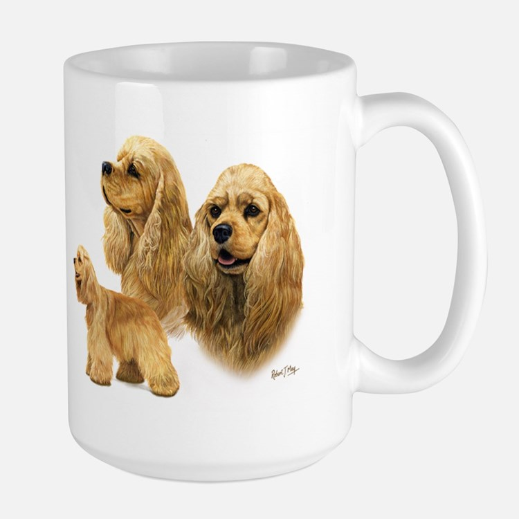 Cocker Spaniel (American) Large Mug