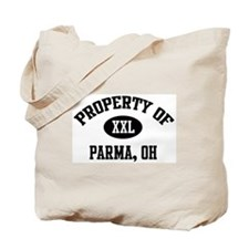 Cute Parma ohio Tote Bag