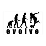 Evolve Bowling 35x21 Wall Decal