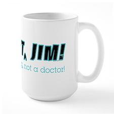 Dammit Jim Redux Mug
