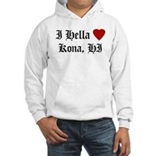 Hella Love Kona Hoodie