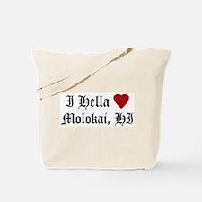 Hella Love Molokai Tote Bag