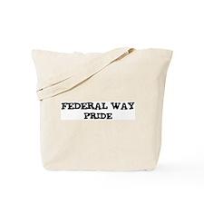 Federal Way Pride Tote Bag