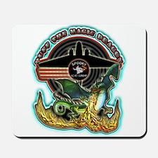 USAF AC-47 Spooky Mousepad