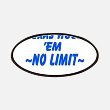 Funny No Limit Texas Hold Em Patches