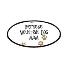 Bernese Mt. Dog Mom Patches
