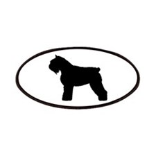 Bouvier des Flandres Dog Patches