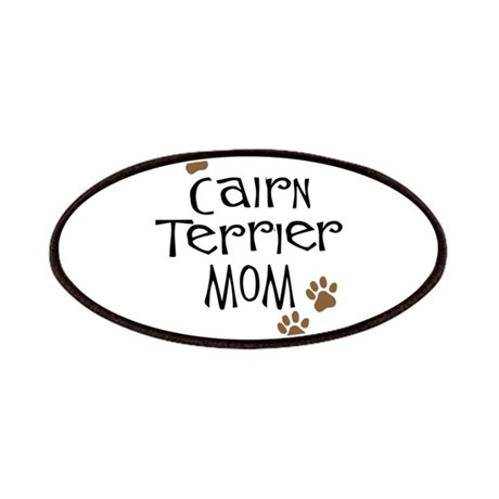 Cairn Terrier Mom Patches