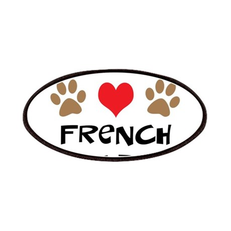 Owned By A French Bulldog Patches