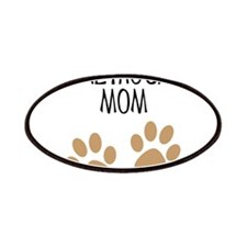 Greyhound Mom Patches