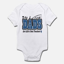 Dad Life's Best Teacher Infant Bodysuit
