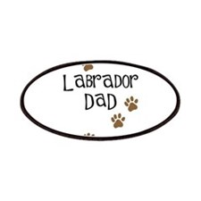 Labrador Dad Patches
