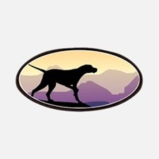 Purple Mountains Pointer Patches