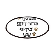 German Shorthaired Pointer Mo Patches