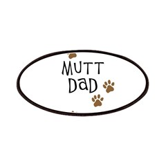 Mutt Dad Patches