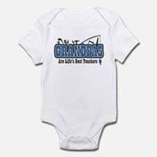 Grandpa Life's Best Teacher Infant Bodysuit